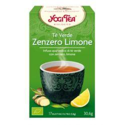 Yogi Tea - Tè Verde Zenzero Limone