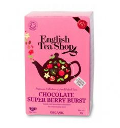 English Tea Shop - Chocolate Super Berry Burst