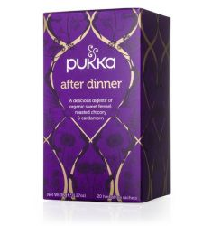 Pukka - After Dinner