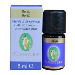 Flora - Relax - Miscela di Oli essenziali