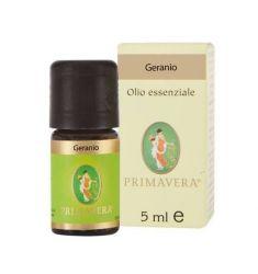 Flora - Olio essenziale Geranio