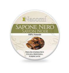 Nacomi - Sapone Nero (Savon Noir)