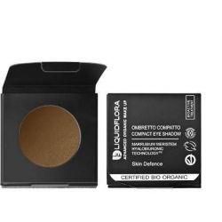 Liquidflora - Refill Ombretto Minerale Compatto Biologico 03 Brown Vibrant