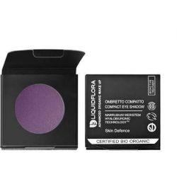 Liquidflora - Refill Ombretto Minerale Compatto Biologico 06 Violet Radiance