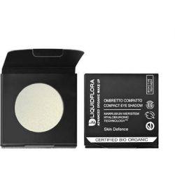 Liquidflora - Refill Ombretto Minerale Compatto Biologico 07 White Silver