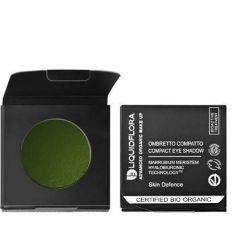 Liquidflora - Refill Ombretto Minerale Compatto Biologico 10 Green Attraction