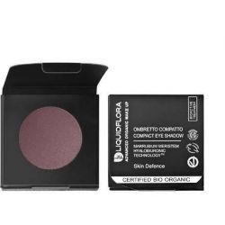 Liquidflora - Refill Ombretto Minerale Compatto Biologico 14 Velvet Purple