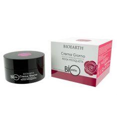 Bioearth - Bioprotettiva - Crema giorno alla Rosa Mosqueta