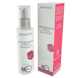 Bioearth - Bioprotettiva - Latte 2 in 1 Detergente & Tonico