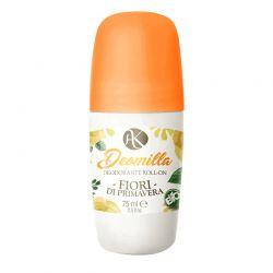 Alkemilla - Deomilla Fiori di Primavera - Deodorante Roll-On