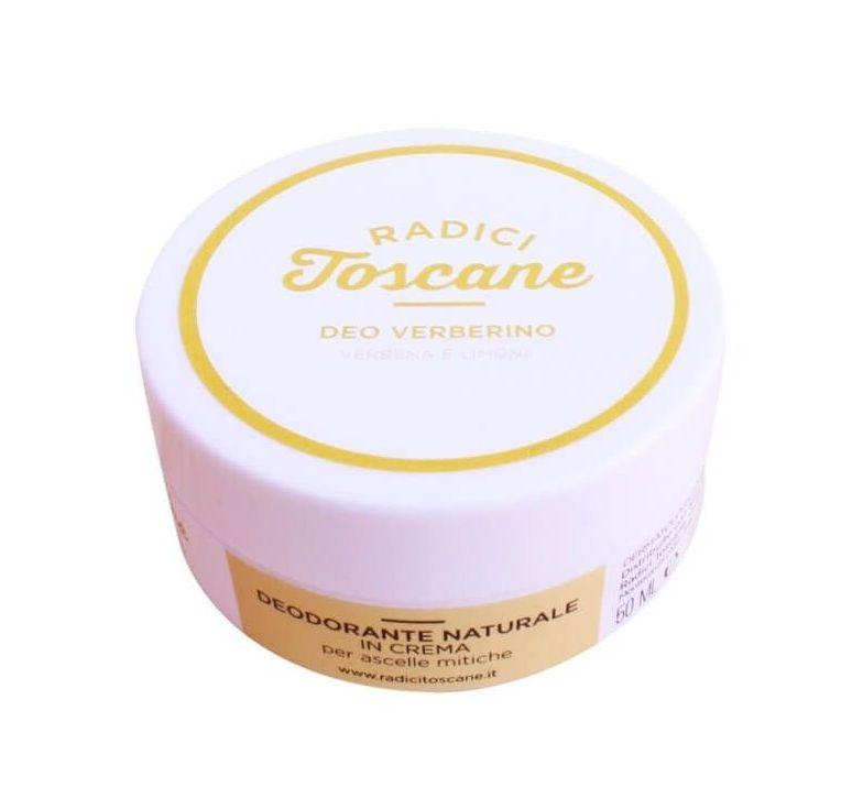 Radici Toscane - DeoVerberino - Deodorante Naturale in Crema