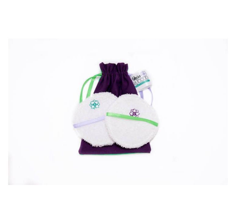 Miss Trucco Green Ethic - Pad Struccanti Maxi 10 Cm