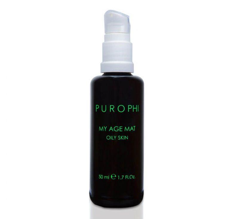 Purophi - My Age Mat Oily Skin