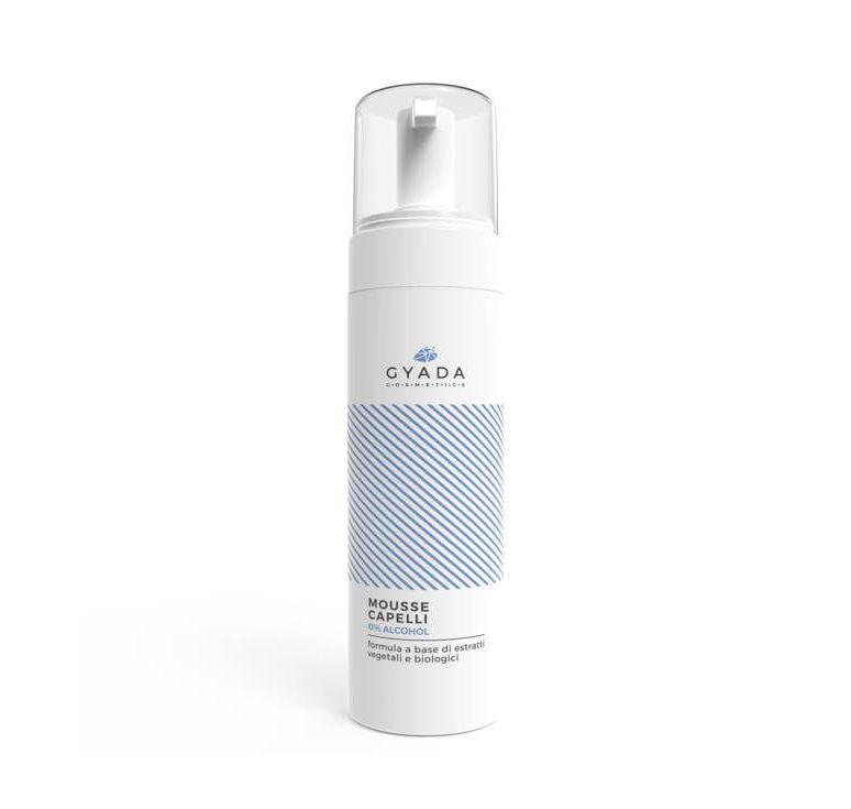 Gyada Cosmetics - Mousse Capelli