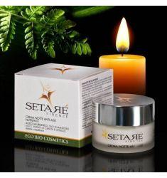 Setarè - Crema notte anti age nutriente