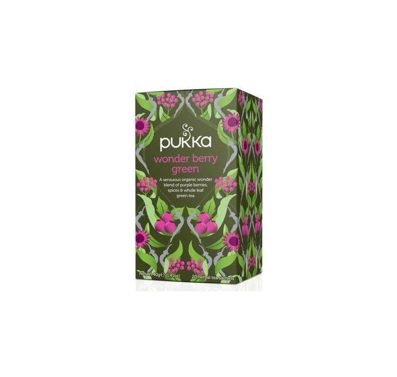 Pukka - Wonder Berry Green
