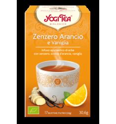 Yogi Tea - Zenzero Arancio e Vaniglia