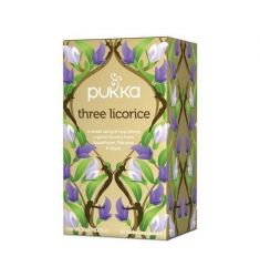 Pukka - Three Licorice - Tre Liquirizie