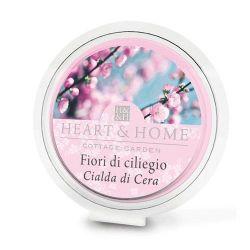 Heart & Home - Candela in cera di soia - Fiori Di Ciliegio