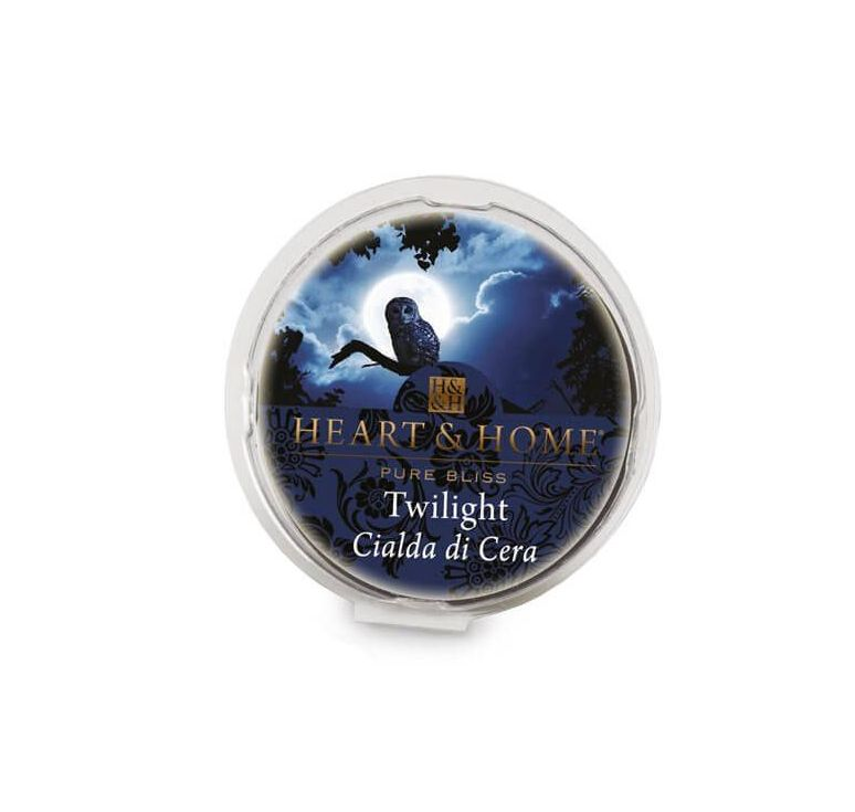 Heart & Home - Candela in cera di soia - Twilight