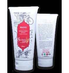"""Sezione Aurea Cosmetics - Crema Corpo Divina """"Manu"""""""