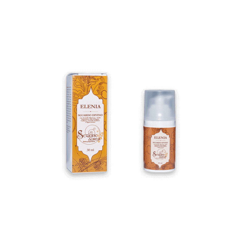 Sezione Aurea Cosmetics - Elenia Sguardo Divino