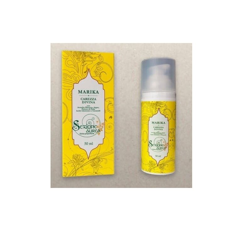 Sezione Aurea Cosmetics - Marika Carezza Divina