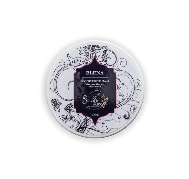 Sezione Aurea Cosmetics - Elena - Divine White Mask