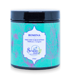 "Sezione Aurea Cosmetics - Thalasso Scrub Divino ""Romina"""