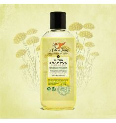 Le Erbe di Janas - Shampoo All'Elicriso Selvatico della Sardegna
