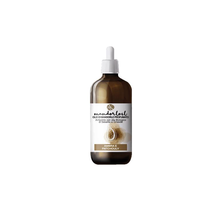 Alkemilla - Mandoroil - Olio di Mandorle Profumato