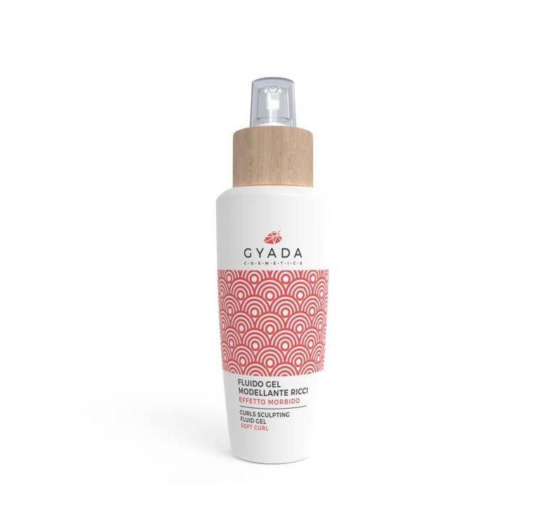Gyada Cosmetics - Fluido Gel Modellante Ricci – Effetto Morbido