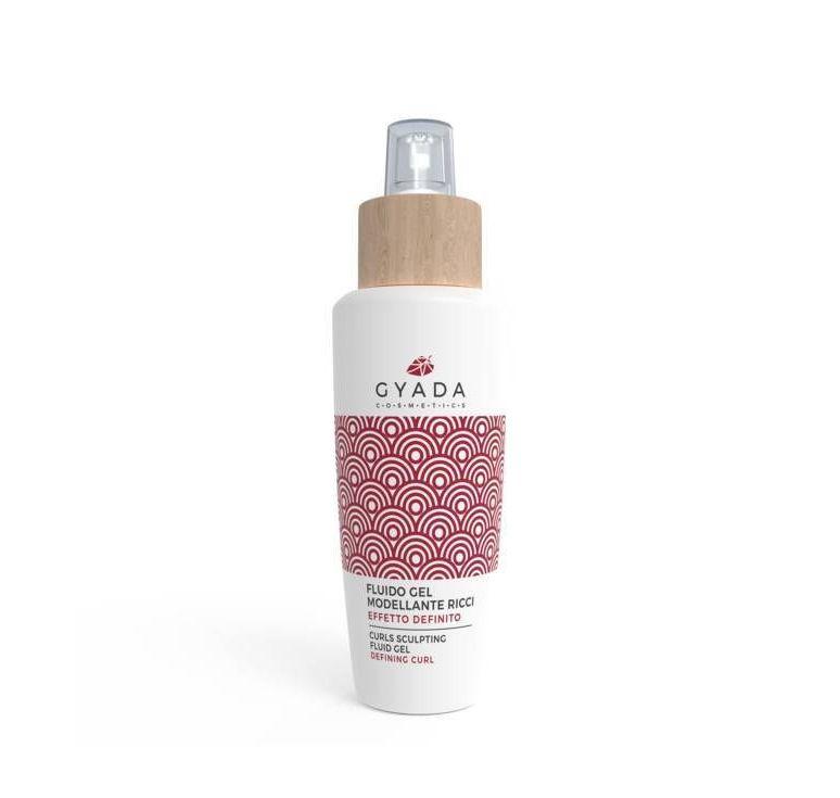 Gyada Cosmetics - Fluido Gel Modellante Ricci – Effetto Definito