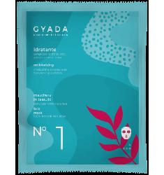 Gyada Cosmetics - Maschera Viso in Tessuto