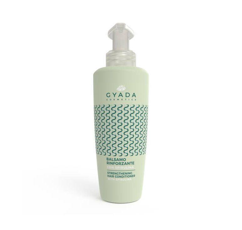 Gyada Cosmetics - Balsamo Rinforzante con Spirulina