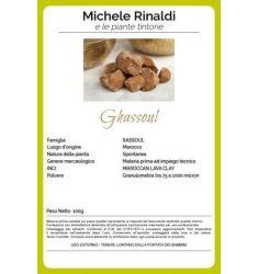 Michele Rinaldi - Ghassoul