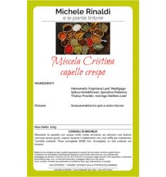 Michele Rinaldi - Miscela Cristina (capello crespo)