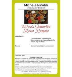 Michele Rinaldi - Miscela Samantha (rosso ramato)