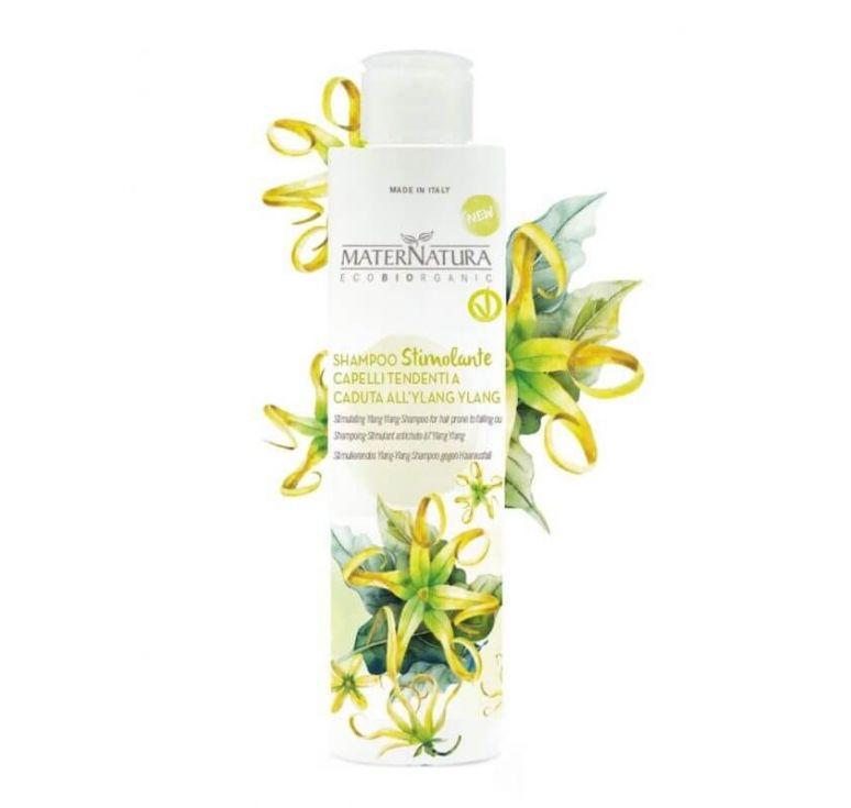 Maternatura - Shampoo Stimolante Anticaduta Ylang Ylang