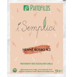 Phitofilos - Hennè Rosso N.2