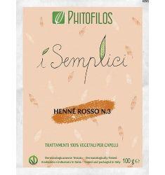 Phitofilos - Hennè Rosso N.3
