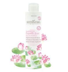 Maternatura - Shampoo Capelli Lisci alla Ninfea