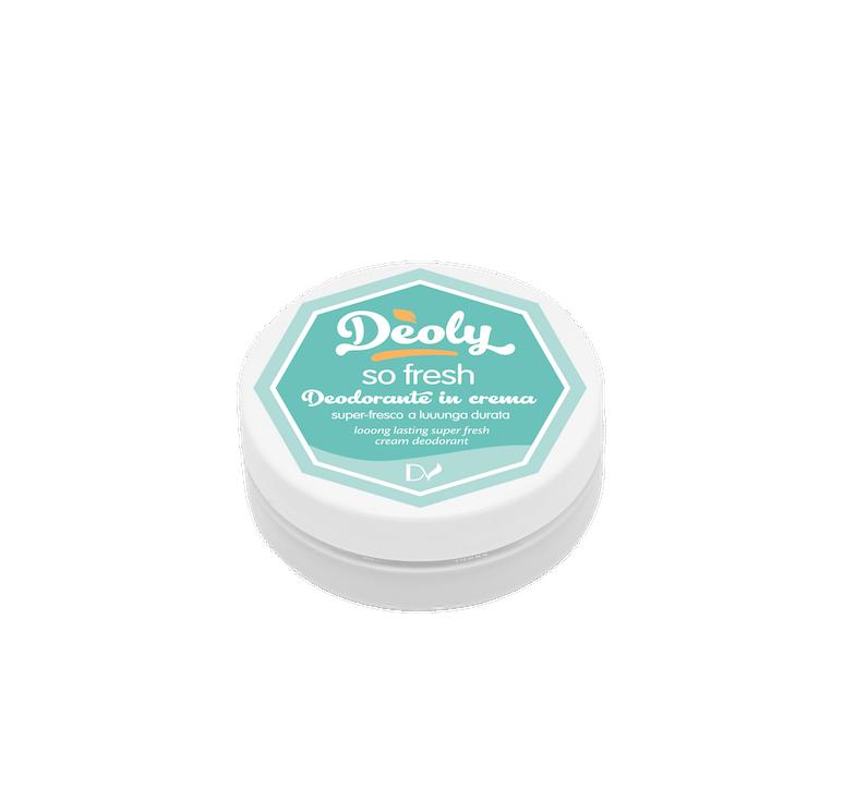 Latte E Luna - Deoly - Deodorante In Crema - So Fresh