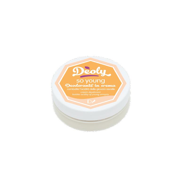 Latte E Luna - Deoly - Deodorante In Crema - So Young