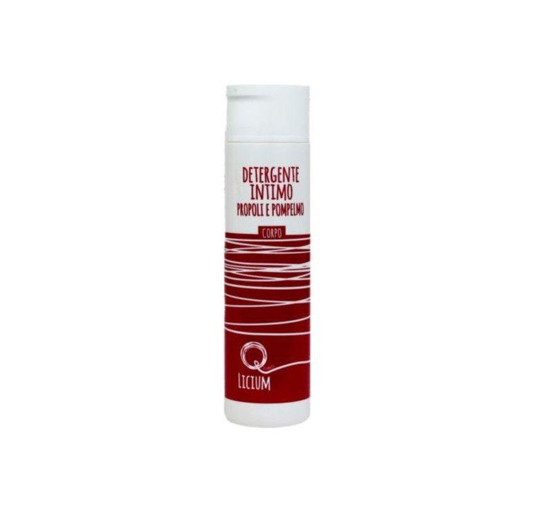 Quantic Licium - Detergente Intimo Propoli e Pompelmo