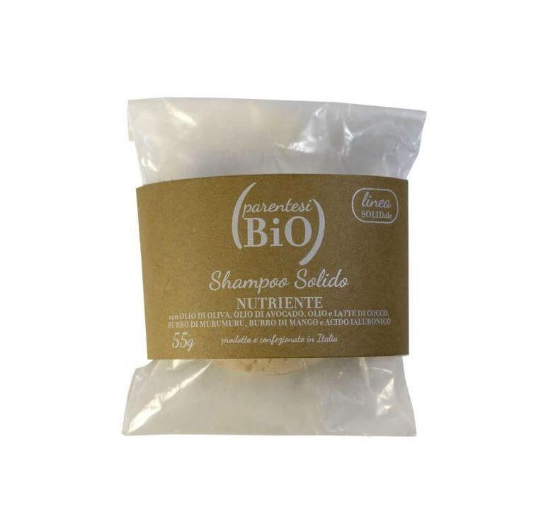 Parentesi Bio - Shampoo Solido Nutriente