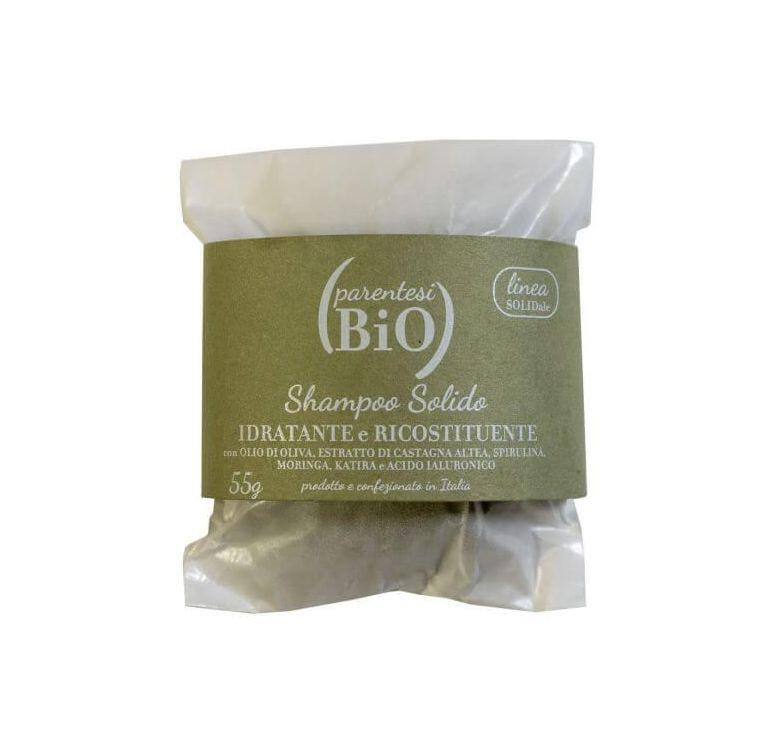 Parentesi Bio - Shampoo Solido Idratante e Ricostituente