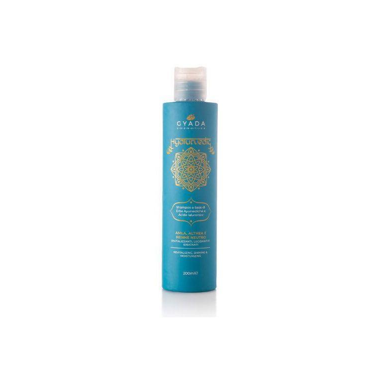 Gyada Cosmetics - Hyalurvedic Shampoo Rivitalizzante