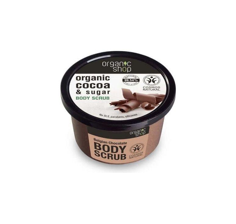 Organic Shop - Body Scrub