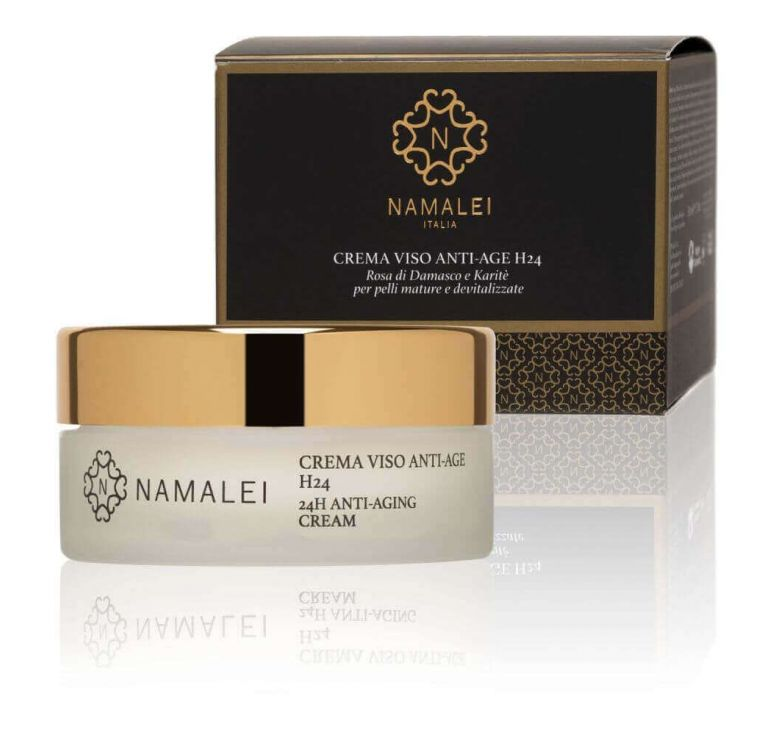 Namalei - Crema Viso Anti-Age H24